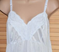 FS 1 - Simple silky nylon lingerie, full slip, BN tagged, US 38, Nancy King