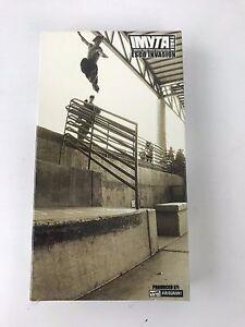 "Aggressive Inline VHS ""IMYTA Esco Invasion""VID 8 Rollerblade Vintage New Skate"