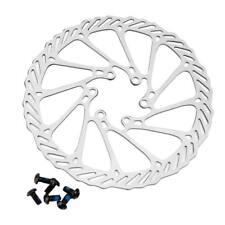 1pc MTB Bicicleta de disco de freno de disco 160MM 6 tornillos para Avid G3