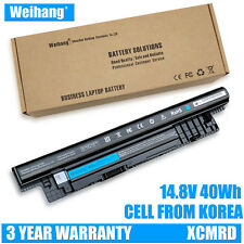 Genuine Weihang Battery For Dell Inspiron 3421 5421 15-3521 5521 3721 14.8V 40WH