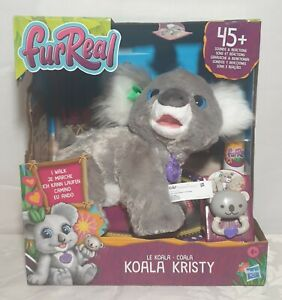 FurReal Friends Koala Kristy Interactive Plush Pet Toy, 60 Plus Sounds and
