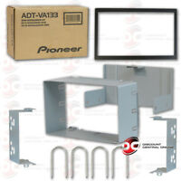 PIONEER ADT-VA133 DOUBLE DIN INSTALLATION KIT FOR COMPATIBLE PIONEER RECEIVERS