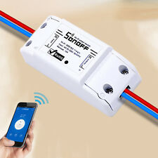 WiFi Wireless Smart Timer Switch Module DIY Home for Android Apple APP
