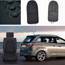 Black Car SUV Seat Cushion Beads Therapy Bubble Massage Comfort Pad Chair Cover