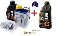 JLM VALVE SAVER KIT-For LPG Cars + 1500 ml Oil, compatible with FLASH lube Oil