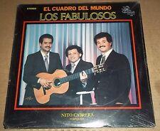 El Cuardro del Mundo - Los Fabulosos (Nito Cabrera) - Lumarita 102 SEALED