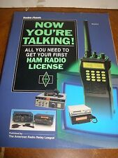 Radio Shack 62-2414 Now You're Talking Ham Radio License Tutorial