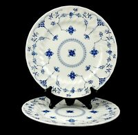 Churchill Finlandia Dinner Plate Georgian Collection Set of 2 Made in England