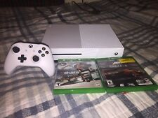 Microsoft Xbox One S 780.8GB White Console