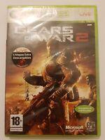 GEARS of War 2 Xbox 360 pal España Nuevo y Sellado de Fabrica