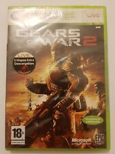 Pal version Microsoft Xbox 360 Gears of War 2