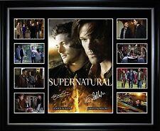 Supernatural Limited Edition Framed Memorabilia