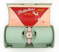 Vintage Small Bradley Ballerina Character Watch in Original Box