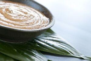 Natural Walnut Body Scrub Gel Gentle Exfoliating Revitalising Skin 250ml UK