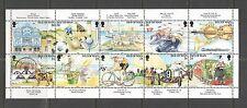 I.O.M 1994 MANX TOURISM  SG,590-599 UM/M N/H LOT RL4