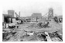 pt5324 - Kippax Colliery , Yorkshire - photograph 6x4