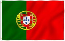Portugal State Flag Portuguese Republic Banner Polyester 3x5 Country Flag
