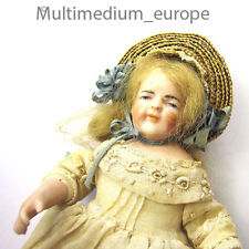 Porzellan Kopf Puppe Künstlerpuppe Sammlerpuppe signiert Margo Greory selten