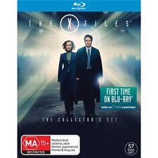 The X Files Complete seasons 1, 2, 3, 4, 5,  6, 7, 8 & 9 Blu ray Box Set RB