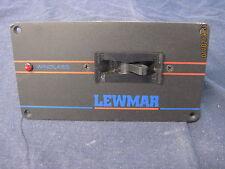 Lewmar 150 amp Overload Breaker on/off control Panel