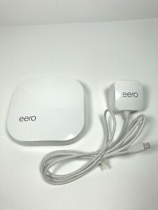Eero Base Pro B010001 2nd Generation AC Tri-Band Mesh Router Or Extender - White