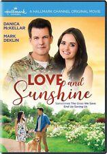 Love and Sunshine Danica McKellar, Ellie Kanner Dvd Drama (1 hour and 24 mins)