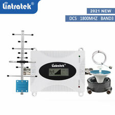 4G 1800mhz Band3 Handy Signalverstärker LTE Booster Repeater Antenne O2 T-moile