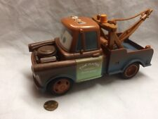 Spinmaster Disney Pixar Cars Retired VHTF Tow Mater Remote Control - Controller