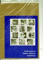 us scott # 3910 37c xf mnhog sheet of (12) stamps sa American Architecture 2005
