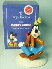 Royal Doulton PIPPO FIGURINA MM5 70th MICKEY MOUSE DISNEY RACCOLTA + Scatola