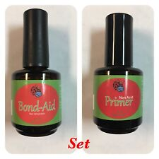 Primer+ Bond Aid Lady Bug Nail Dehydrator Non Acid