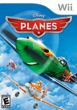 Disney's Planes Nintendo Wii Kids Game