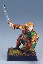 Meridh Elven Sergeant Reaper Miniatures Warlord Elf Fighter Ranger Melee Sword