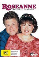 Roseanne : Season 5 (DVD, 2007, 3-Disc Set) - Region 4