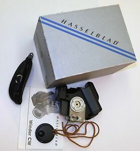 Hasselblad CW Winder for 503CW 503CXi V Camera in Box