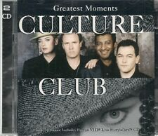 2 CDS BEST OF 28 TITRES--CULTURE CLUB--GREATEST MOMENTS