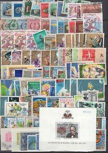 Haiti 100x used stamp