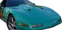 Duraflex Twin Turbo Hood 1 Piece For 1985 1996 Corvette C4 Fits 1995 Corvette