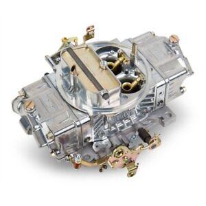 Holley 0-4777S 650 CFM Double Pumper Carburetor