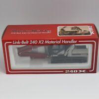 Link-Belt 240 X2 Material Handler 1/40 Scale Model New