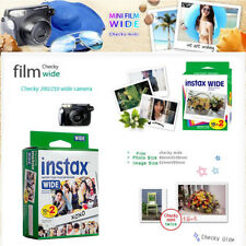 20pcs Fujifilm Wide Instant Film Picture For Fujifilm instax Camera 200/210/300