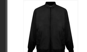 Larger Mens Espionage Oxford Jacket  7XL 8XL