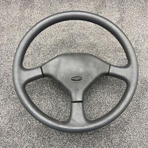 1996 Mitsubishi NJ Pajero Steering Wheel Very Good Condition Rare Oem