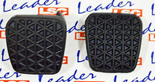 GENUINE Vauxhall INSIGNIA ASTRA - PAIR OF BRAKE & CLUTCH PEDAL RUBBER PADS - NEW