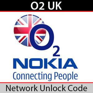 O2UK Nokia Unlock Code