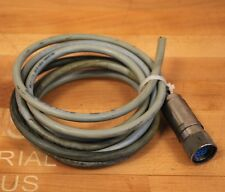 Helukabel PURÖ-JZ-HF 5 X 1.0 QMM Cable and 5 Pin Connector to Bare Wire - USED