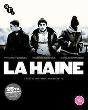 La Haine 25th Anniversary Limited Edition Blu Ray RB