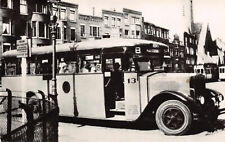 R237569 Krupp autobus. RET Mannenkoor. Serie 1. 48. Rotterdam Burg. Meineszplein