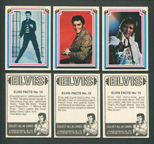1978 Donruss Elvis Presley Complete Set (66) w/Wrappers NM-MT