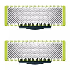2pcs Rasierer Ersatzklinge Für Philips oneblade Pro QP210 QP2523 QP2527 QP2520